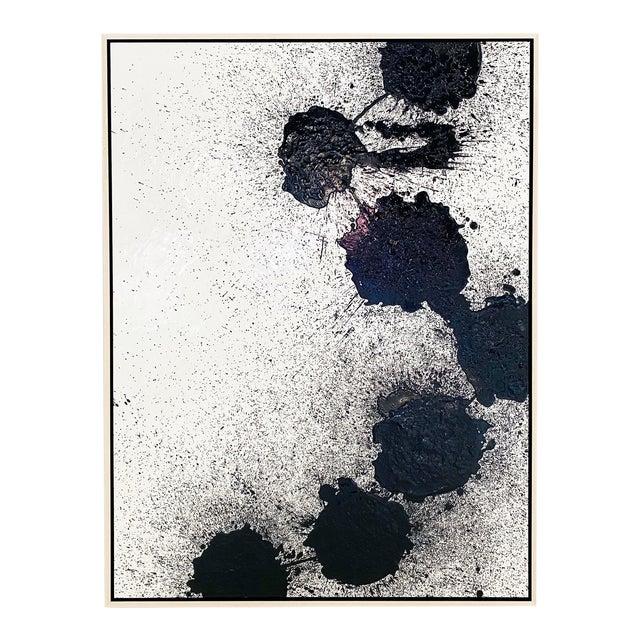 "John O'Hara ""Mucho"" Encaustic Painting For Sale"