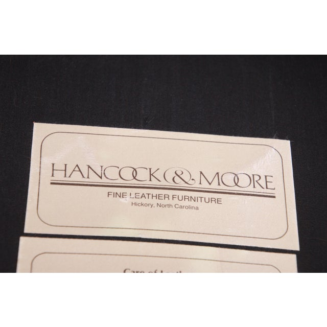 Hancock & Moore Chesterfield Tufted Leather Club Chair For Sale - Image 10 of 11