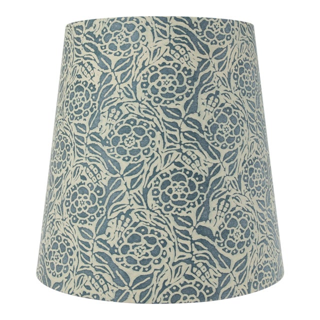 Fortuny Lamp Shade in Fiori For Sale