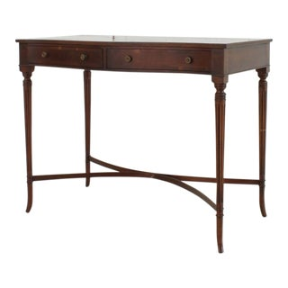 Antique Mahogany Desk For Sale