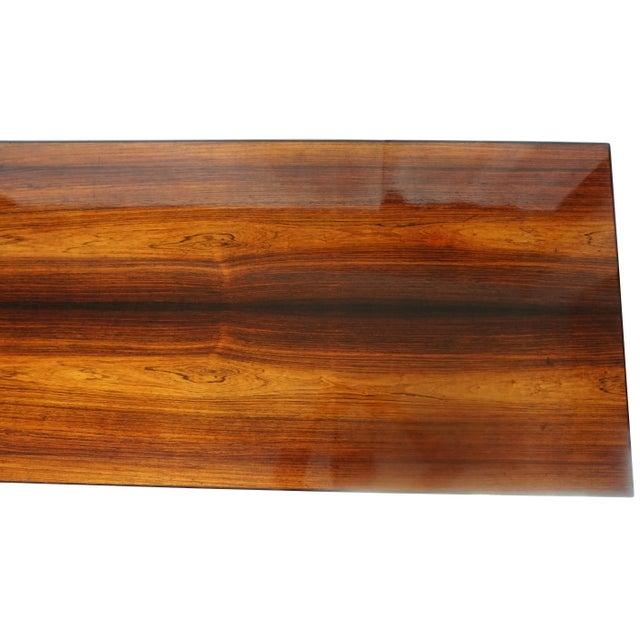 Vintage Danish Rosewood Coffee Table - Image 6 of 8