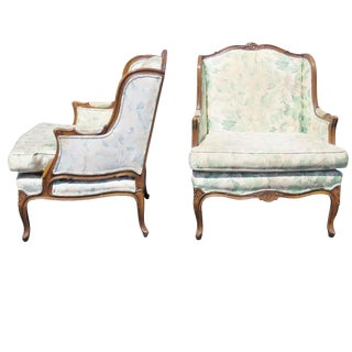 Pair of Louis XVI Style Marquis For Sale
