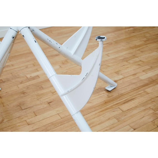Philippe Starck President M Dining Table Base For Sale In Los Angeles - Image 6 of 13