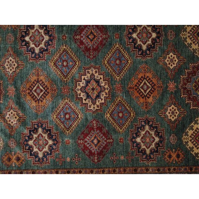 """Leon Banilivi Super Kazak Carpet - 11'8"""" X 9' - Image 3 of 4"""
