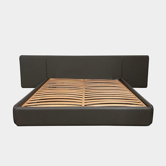 Modern Ivano Redaelli 'Suite A' Cal King Bedframe For Sale - Image 9 of 9