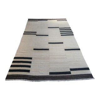 Custom Kilim Moroccan Rug For Sale