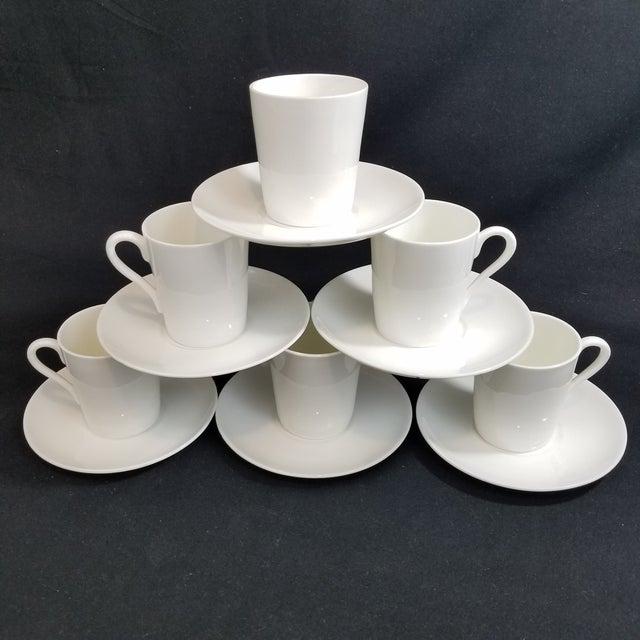 Gustavsberg Stig Lindberg Bone China Espresso Set For Sale - Image 9 of 11
