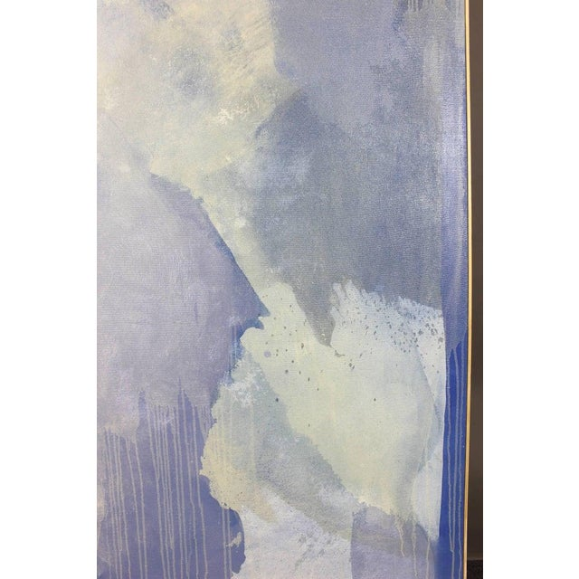 Contemporary Large Contemporary Abstract Painting For Sale - Image 3 of 6