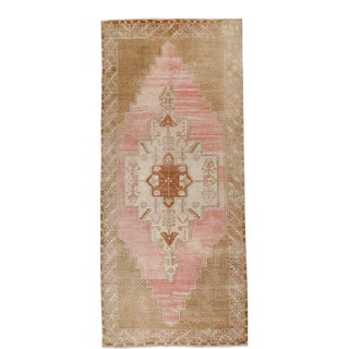 """Old Anatolian Runner, 4'4"""" X 9'11"""" For Sale"""