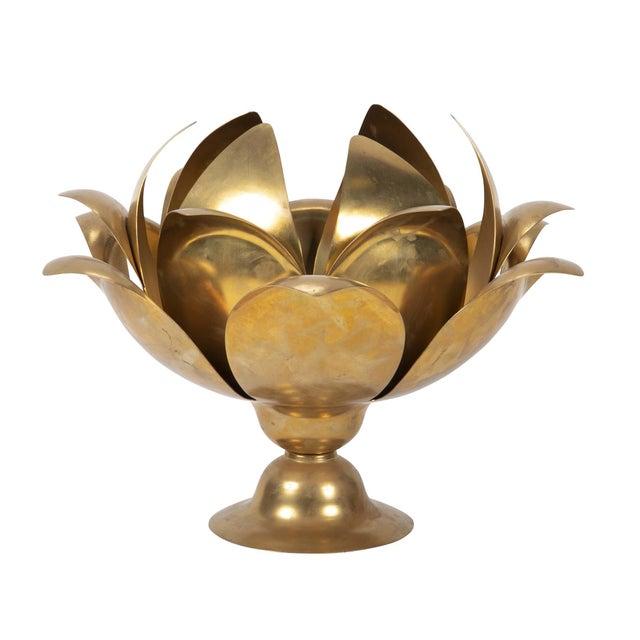 Metal Brass Incense Burner For Sale - Image 7 of 7