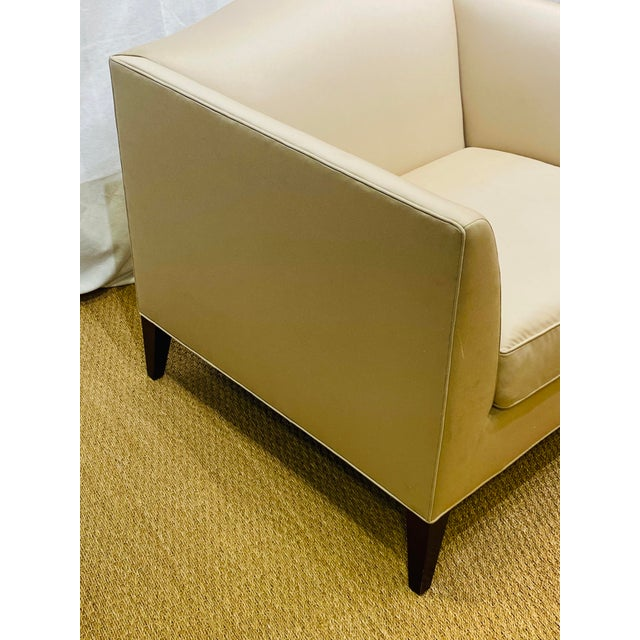 Club Chair by Baker Furniture For Sale In West Palm - Image 6 of 11