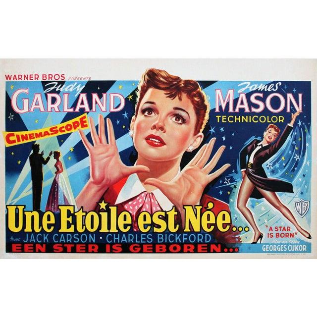 Une Etoile est Nee Poster For Sale