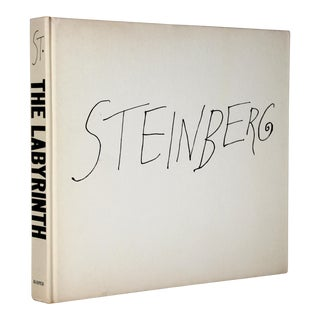 Saul Steinberg: The Labyrinth, First Edition