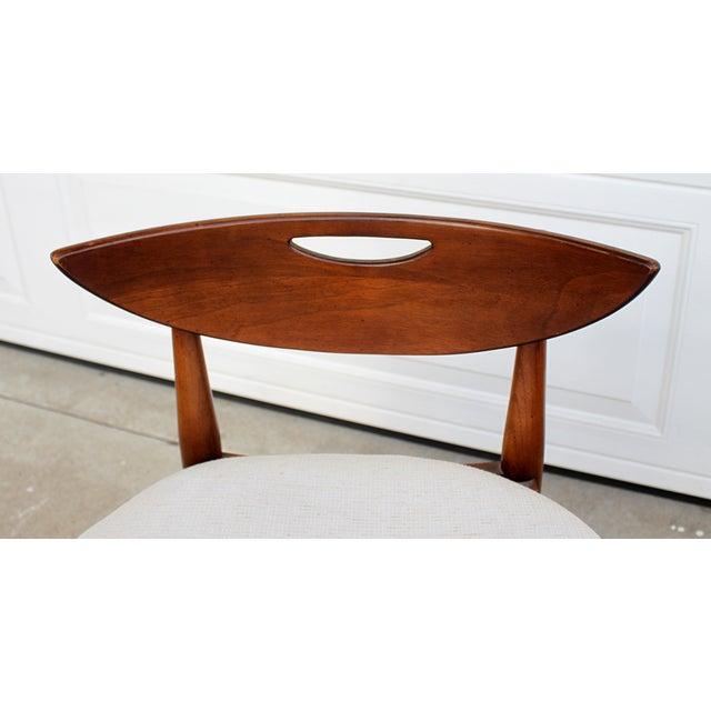 Mid-Century Danish Accent Chair - Image 4 of 8