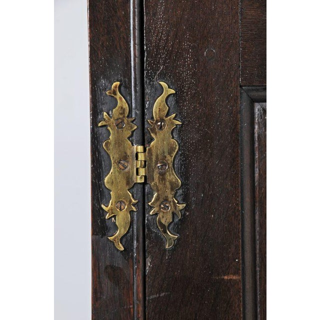 1770 English Oak Cupboard/Livery Cabinet For Sale In San Francisco - Image 6 of 12