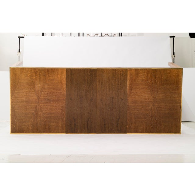 Baker Furniture Company Baker Dining Table For Sale - Image 4 of 9