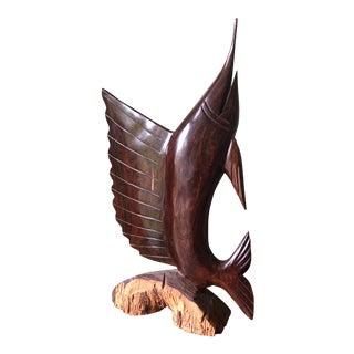 Ironwood Swordfish