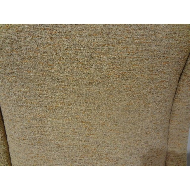 Metal 1960s Vintage Minotti Style Italian Modern Lounge Chairs- A Pair For Sale - Image 7 of 10