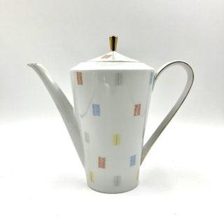 1950s Fine Bavarian Porcelain Tea Set - Set of 17 Preview