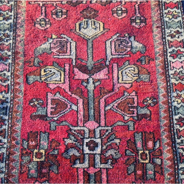 "Zanjan Persian Rug - 2'2"" X 4'1"" - Image 6 of 8"