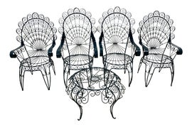 Image of Spanish Outdoor Chairs