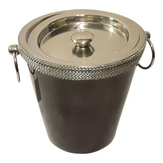 Nicole Miller Wine Champagne Ice Bucket For Sale