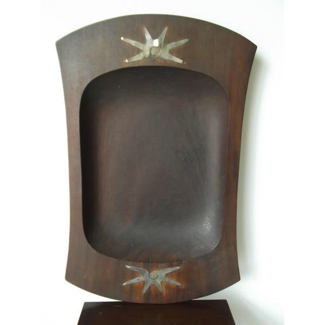 Mid-Century Modern William Spratling Monumental Bowl Sterling For Sale - Image 3 of 11