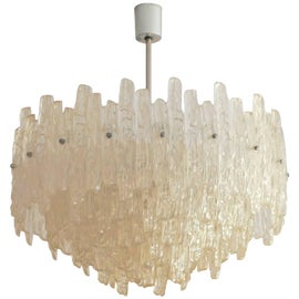 Image of Lucite Pendant Lighting