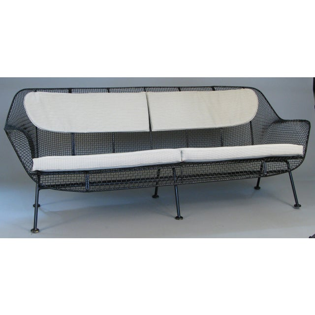 Russell Woodard 1950s Sculptura Sofa by Russell Woodard For Sale - Image 4 of 10