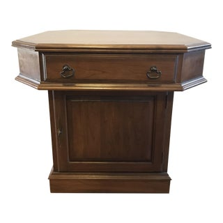 Pennsylvania House Oak Wood Nightstand For Sale