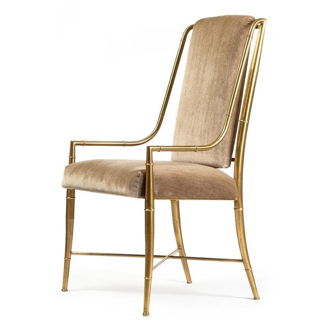 Weiman/Warren Lloyd for Mastercraft The Imperial Chair - Set of 8 For Sale - Image 5 of 7