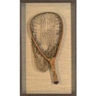 Vintage Fishing Net For Sale