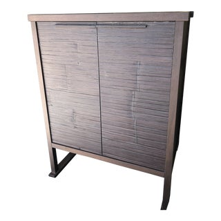 2000s Indonesian Bar Armoire For Sale