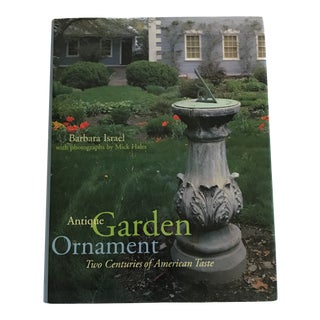 Antique Garden Ornament Book