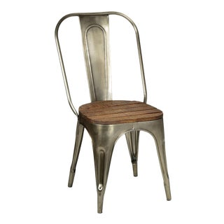 Industrial Dining Chair For Sale