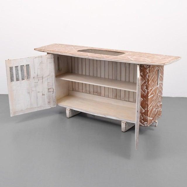 1990s 1990s Custom Randy Shull Cabinet For Sale - Image 5 of 13