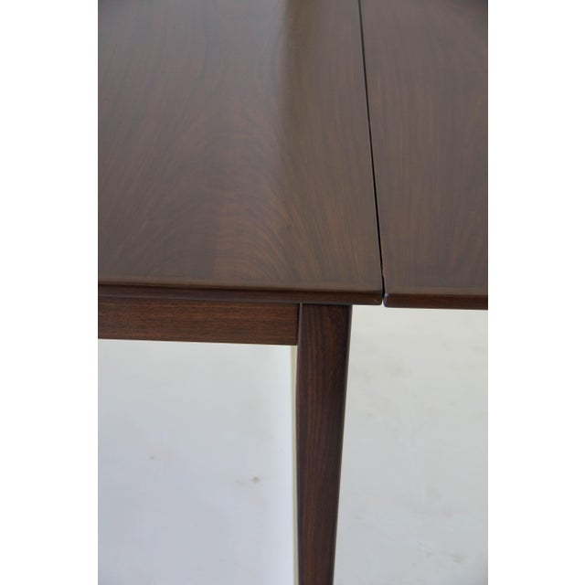 Rosewood Dining Table with Dutch Extension by Gudme For Sale - Image 9 of 9