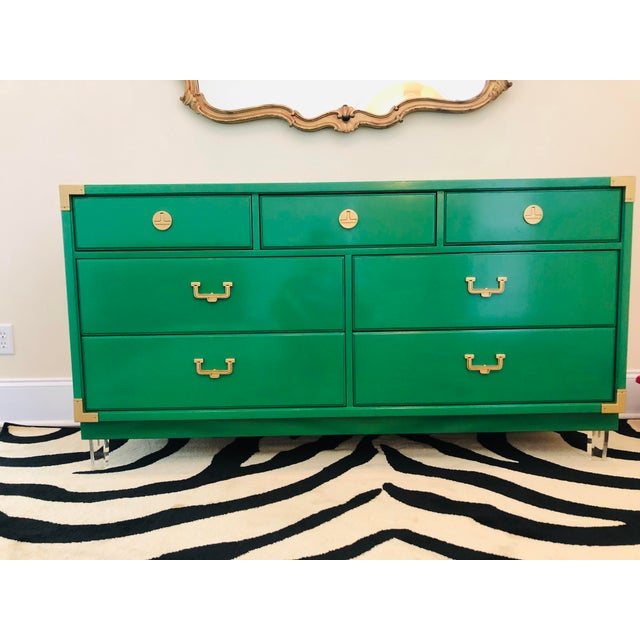 Thomasville Hollywood Regency Sideboard For Sale - Image 12 of 12