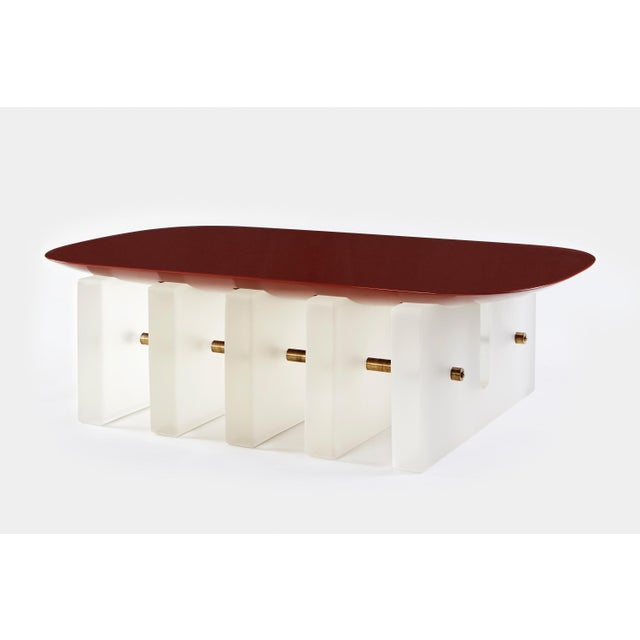 Segment 5 Coffee Table by APPARATUS For Sale In New York - Image 6 of 6