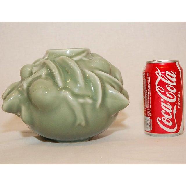 Axel Salto Celedon Vase For Sale - Image 9 of 9