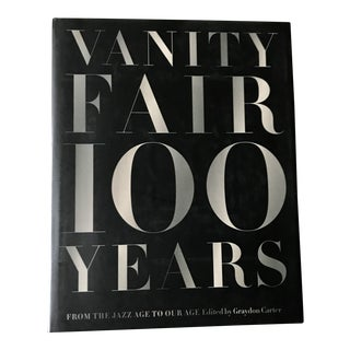 """Vanity Fair 100 Years: From the Jazz Age to Our Age"" Large Hardcover Book"