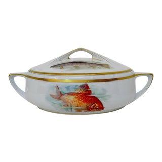 Rosenthal Porcelain Covered Casserole For Sale