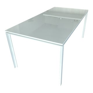 Modern White Dining Room Table For Sale