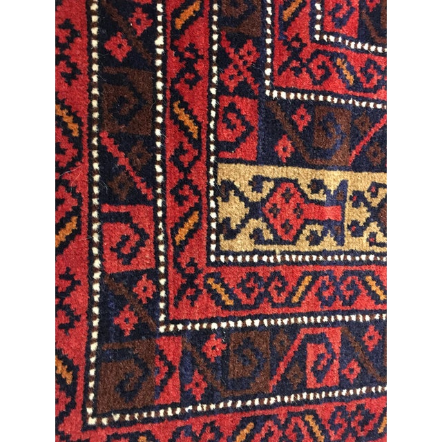 Handsome Geometric Design and Compact Size makes this Rug perfect for any space. Deep Calm Colors add to Modern Feel of...