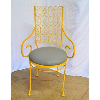1960s Vintage Arthur Umanoff Arm Chair Preview