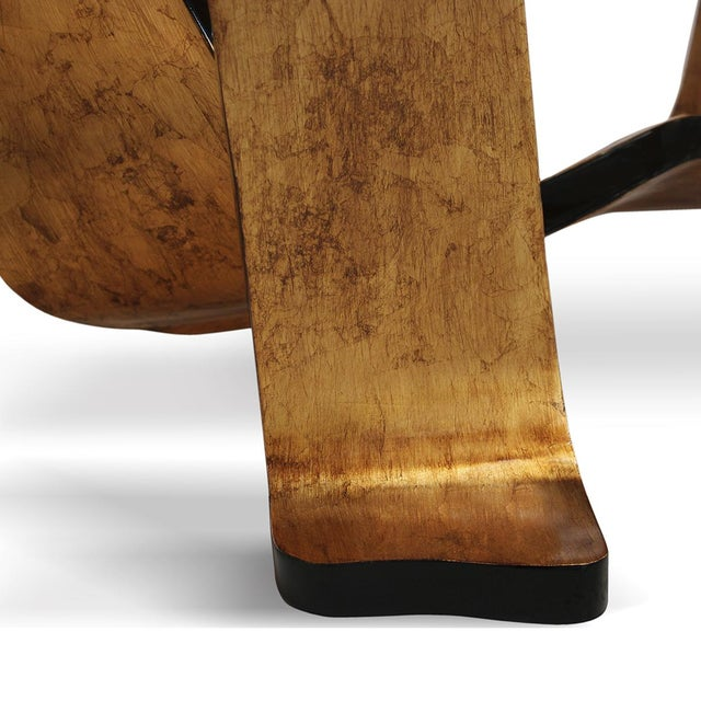 Contemporary Ribbon Dining Table From Covet Paris For Sale - Image 3 of 4