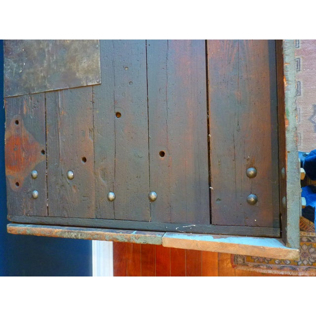 Industrial, Old Welders Workbench For Sale In Chicago - Image 6 of 13