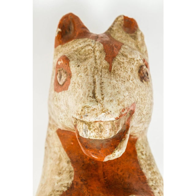 Glazed Horse Head Object For Sale - Image 5 of 5