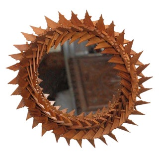 Crown of Thorns Frame with Mirror For Sale