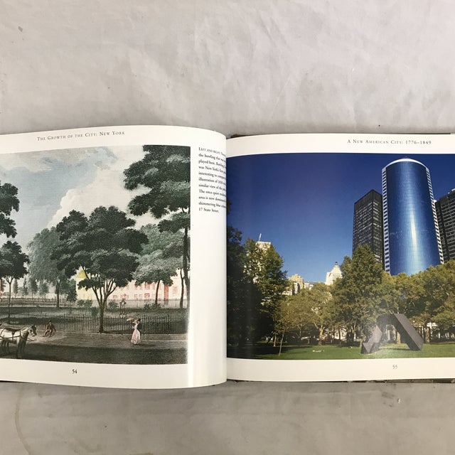 Blue New York City Nostalgia Books - a Pair For Sale - Image 8 of 12